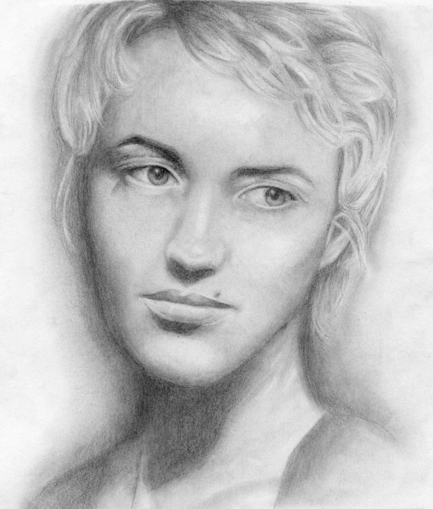 Hélène de Fougerolles by Asuky